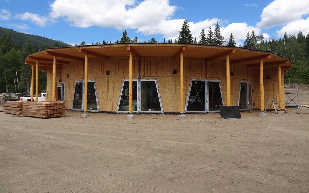 New Daycare Facility -back