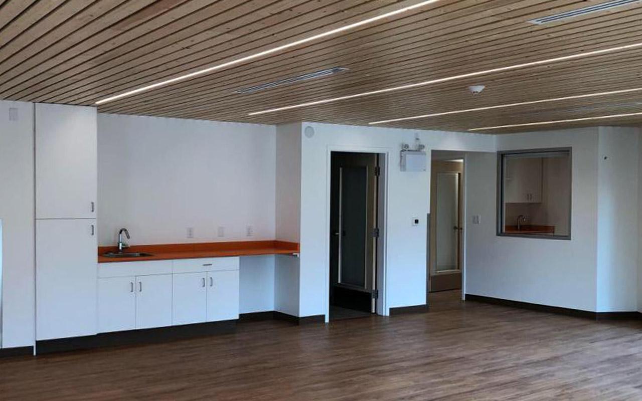 New Daycare Facility - inside