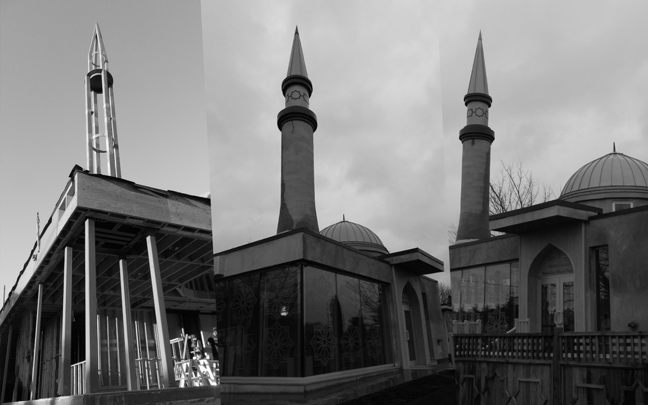 Masjid Ar-Rahman Upgrade and addition