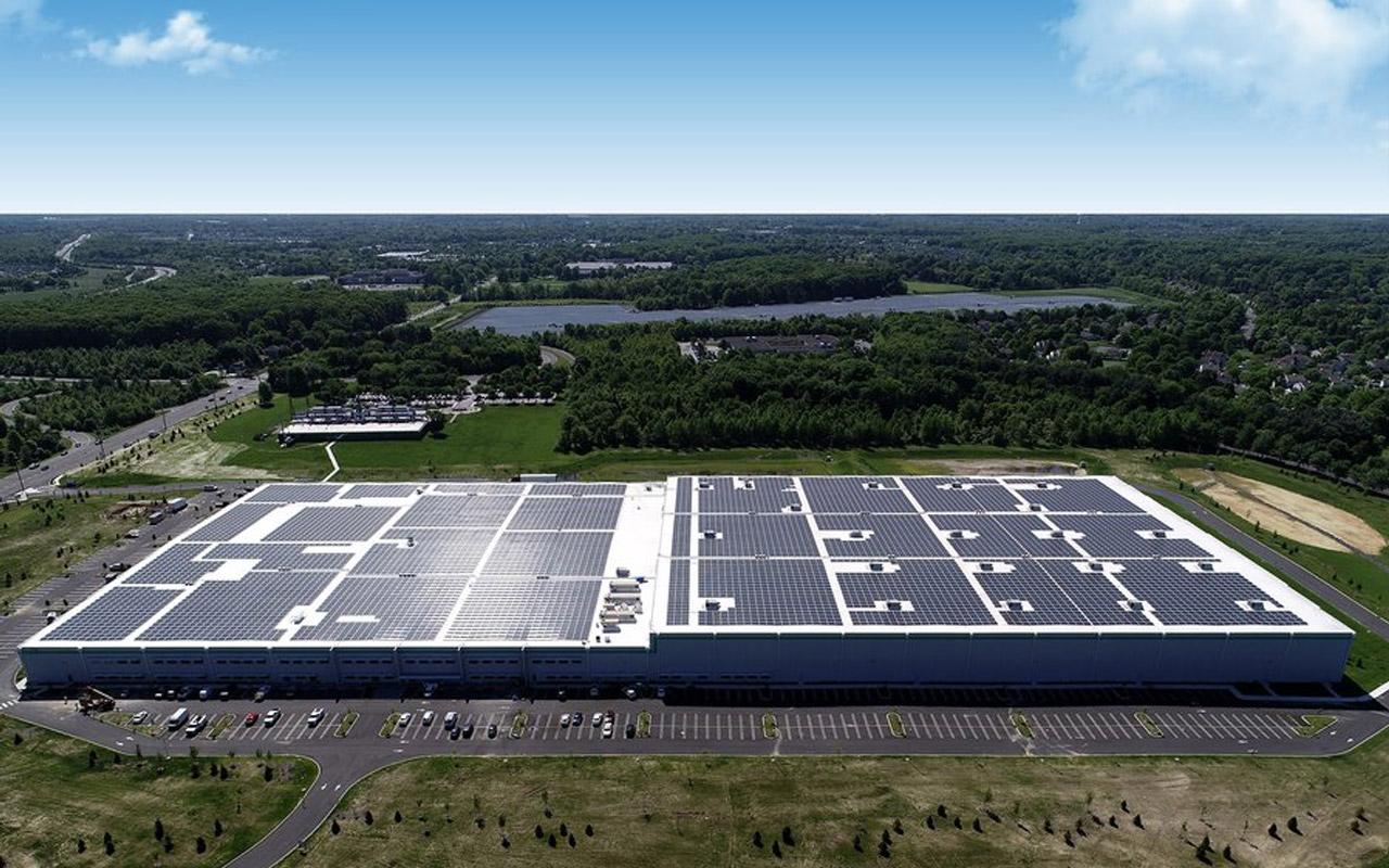 Data-Aurobindo Complex-East Windsor Township, New Jersey, USA-